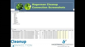 Hagerman Cleanup Connection