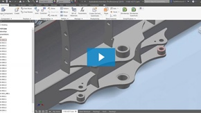 Inventor Nesting Utility for Sheet Metal Parts and Manufacturing