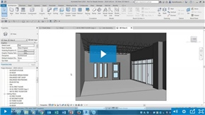 Rendering in Revit