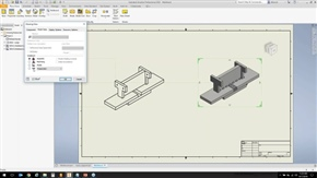 Inventor 2020 Weldment Tools