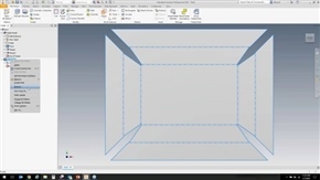 Inventor Sheet Metal Part Design and Defaults