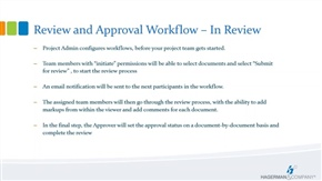 BIM 360 Review and Approval Workflow