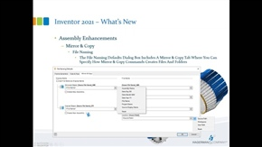 Autodesk Inventor 2021 - What's New