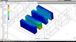 Facility Energy Management with CFD